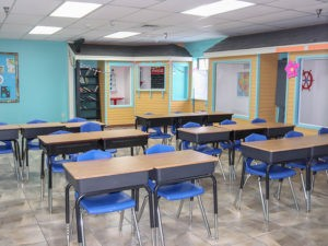 Southwest Key classroom
