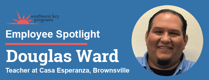 Douglas Ward Employee Spotlight