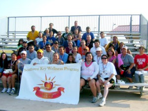 Southwest Key wellness program