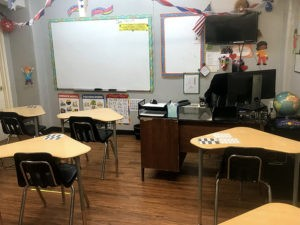 Southwest Key school room