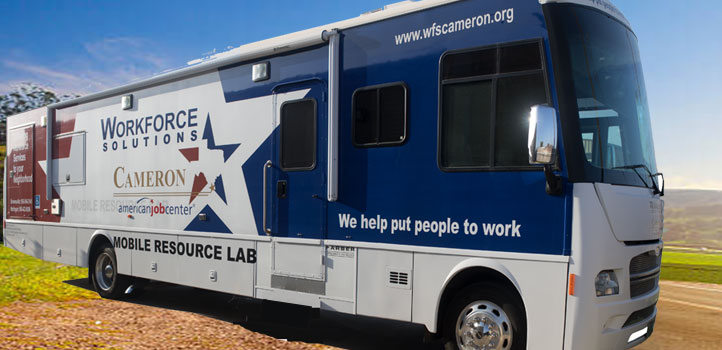 Workforce Solutions Mobile Resource Lab