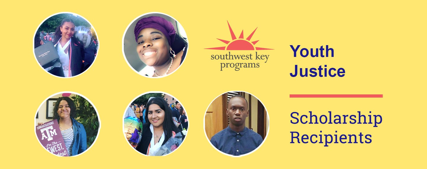 Youth Justice Scholarship Recipients header image