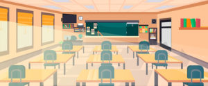First Time Classroom Experience