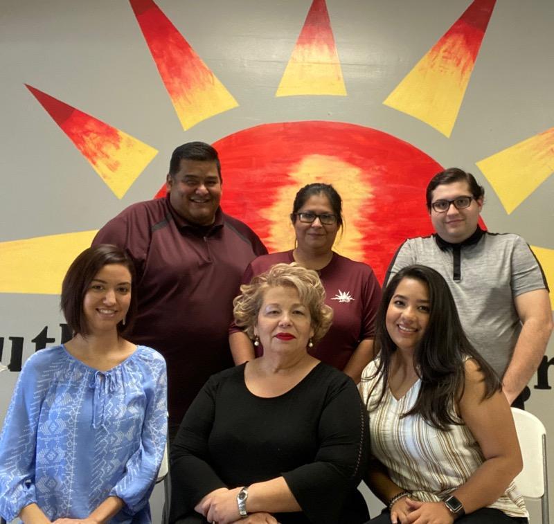 Hidalgo County JJAEP Staff