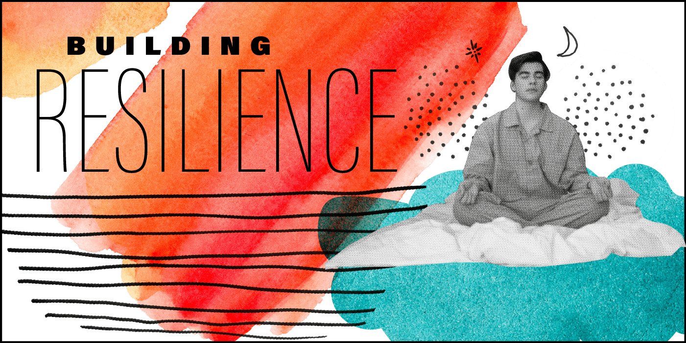 Building resilience header image