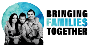 Bringing Families Together graphic