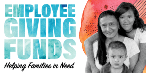 Employee Giving Funds graphic