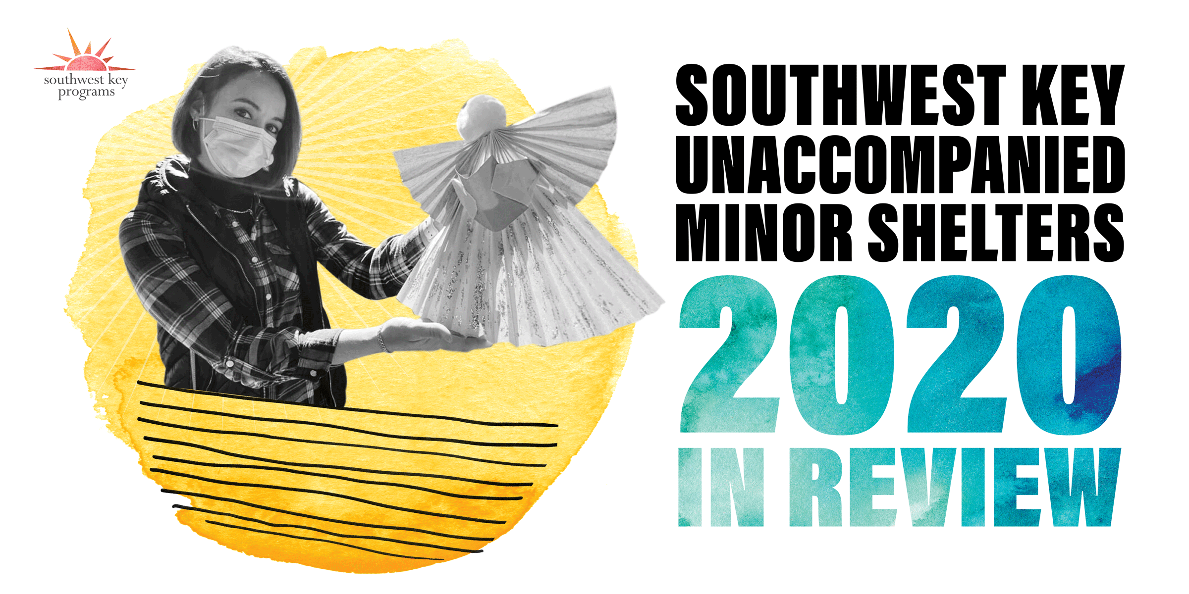 SWK Shelters 2020 In Review graphic