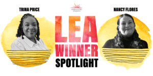 Image of LEA winners