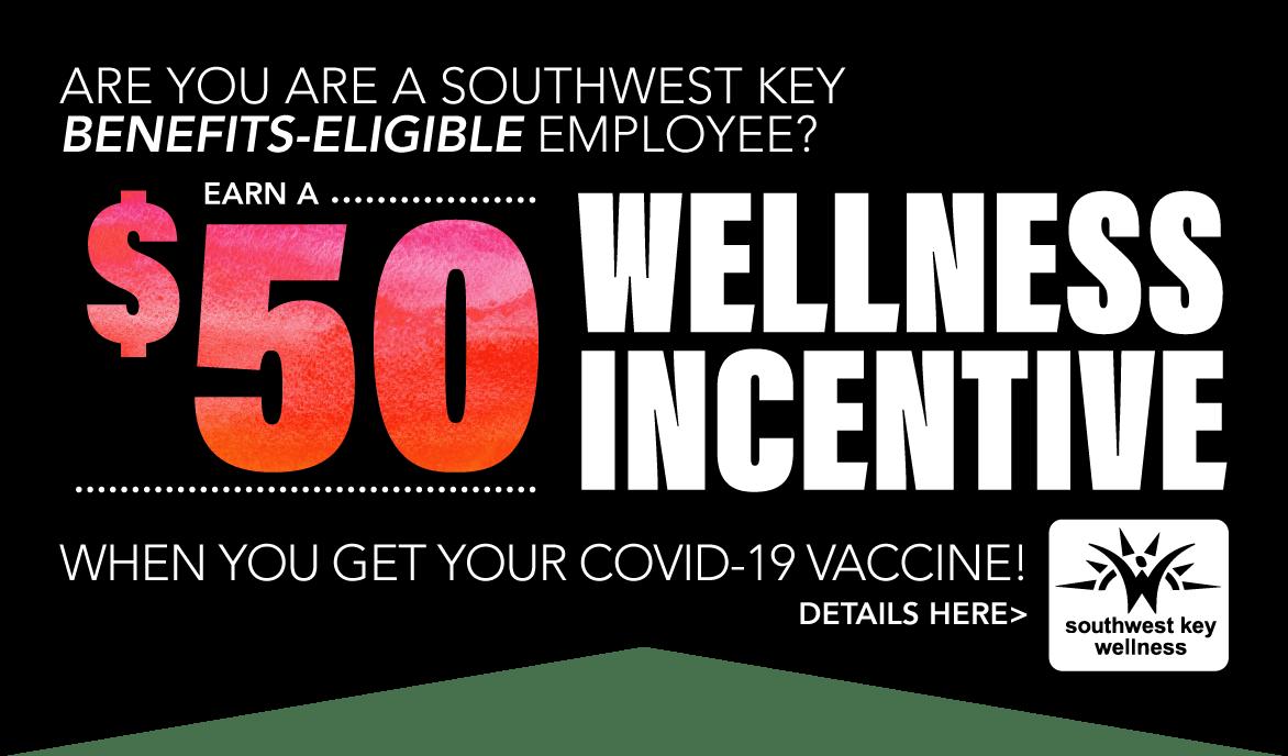 Wellness Incentive Banner