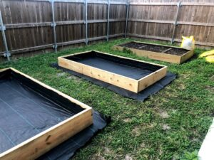 Image of Raised Beds for Gardens