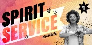 Spirit of Service Awards #1 Image