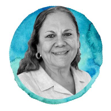 Rosa Santis Board Vice Chair