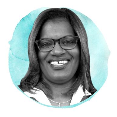 Joella L Brooks Chief Operations & Programs Officer