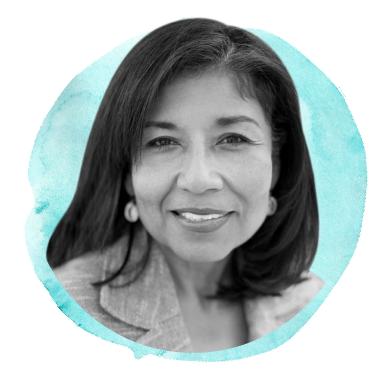 Veronica Delgado Savage Vicepresidenta de Servicios de Justicia Juvenil